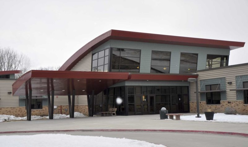 -Messenger photo by Chad Thompson  Pocahontas Area High School is planning to add additional classroom space next year. Superintendent Joe Kramer said the building is nearing its capacity.
