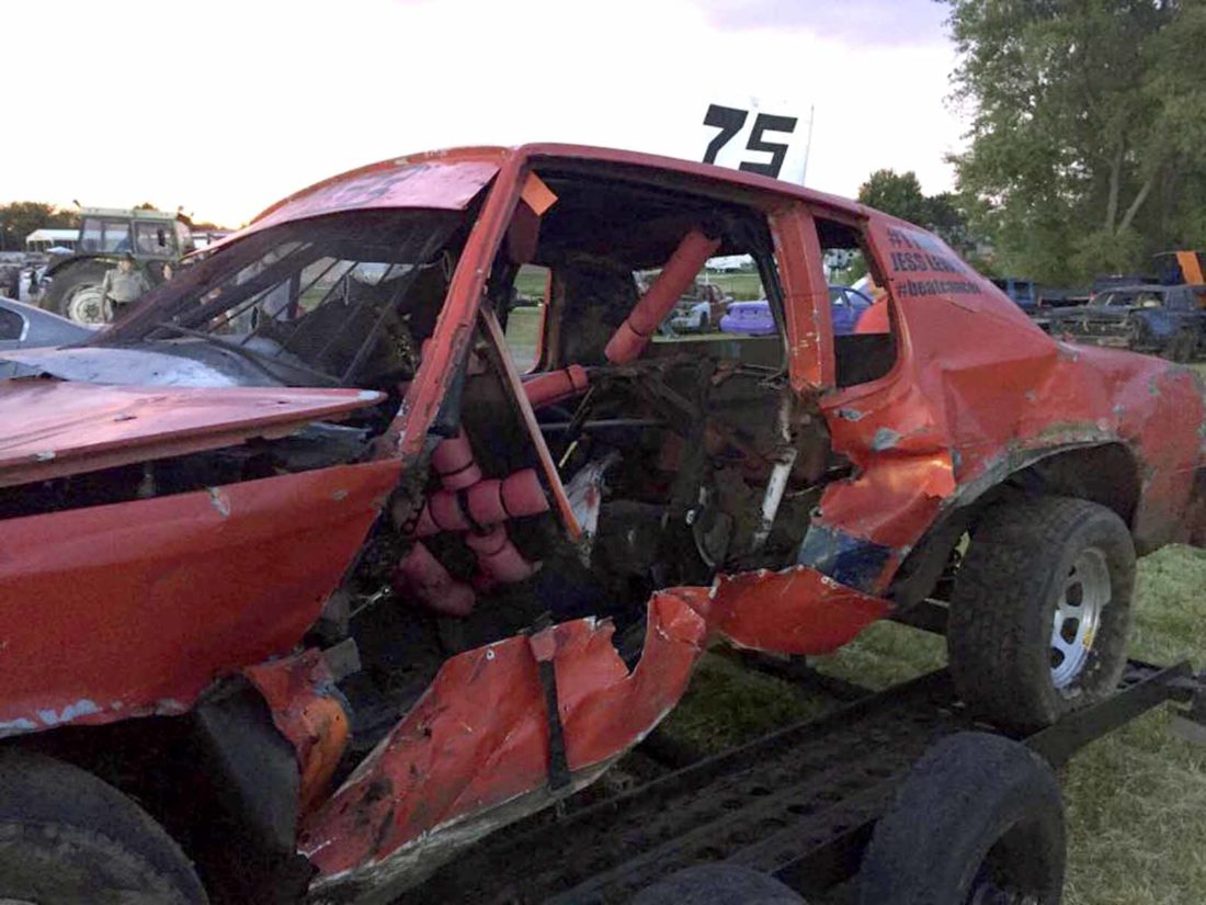 Fd Man Seriously Injured In Racing Accident News Sports Jobs