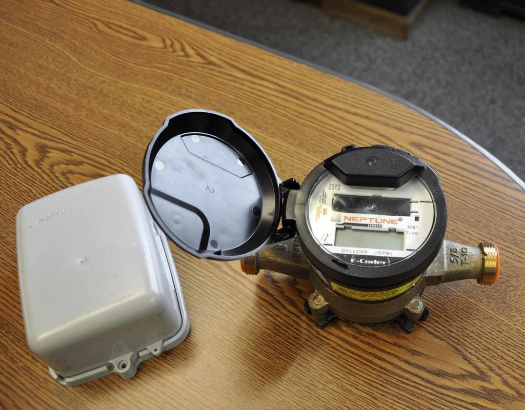 New water meters coming to FD | News, Sports, Jobs - Messenger News