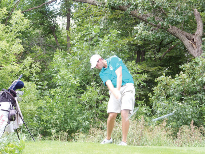 —Messenger file photo  Eddie Doyle competes at last year's Fort Dodge Amateur. Doyle finished as runner up to Grant Smith. For more photos, please visit CU.messengernews.net
