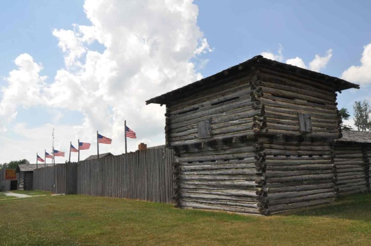 -Messenger photo by Bill Shea   The Fort Museum and Frontier Village will host the first in a concert series Wednesday.