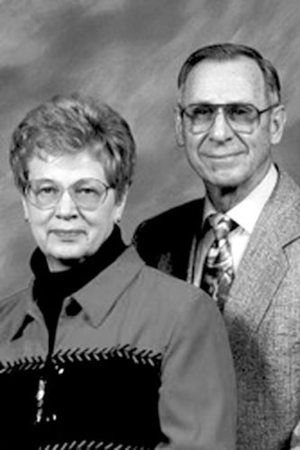 Patricia and Dennis McLoud