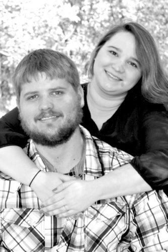 Zachary Bruns and Brittany DeLanoit