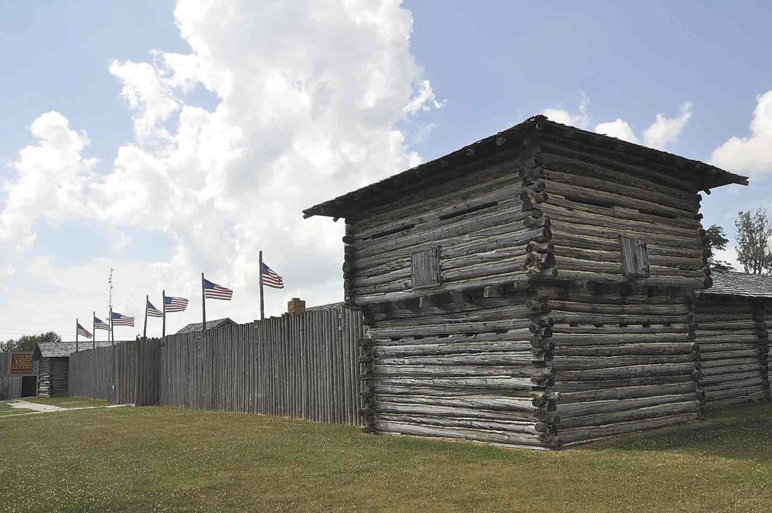 -Messenger photo by Bill Shea   The Fort Museum and Frontier Village will host the BBQ Battle on Saturday and Aug. 20.