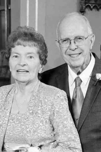 Roselyn and Leo Seidl