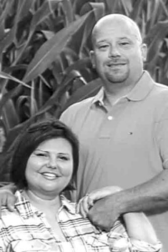 Christy Headlee and Jason Lumsden