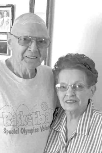 Mickey and Phyllis Halverson