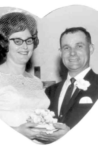 Margie and Gerald Nickles