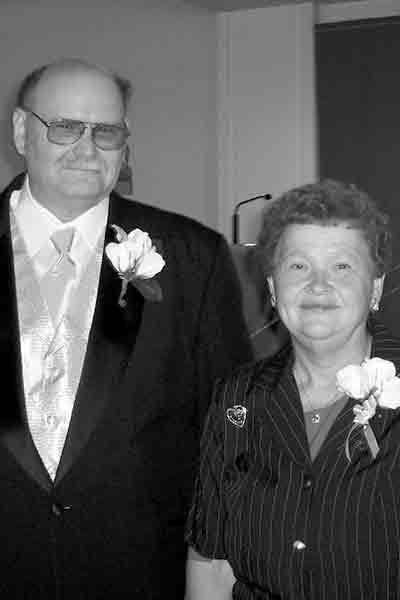 Dennis and Norma Panbecker
