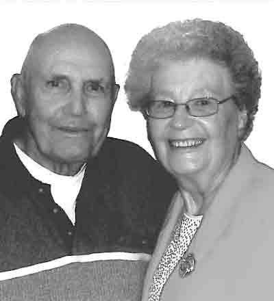 Darrell and Geraldine Ackerman
