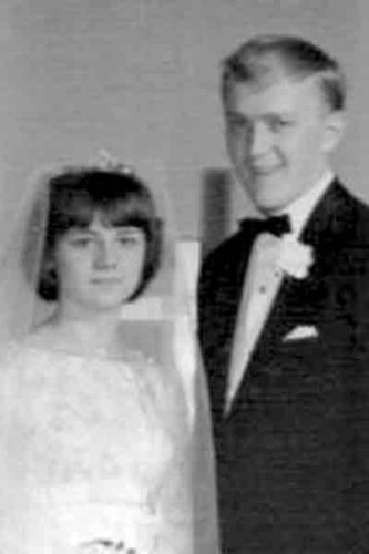 Jean and Michael Miller in 1967