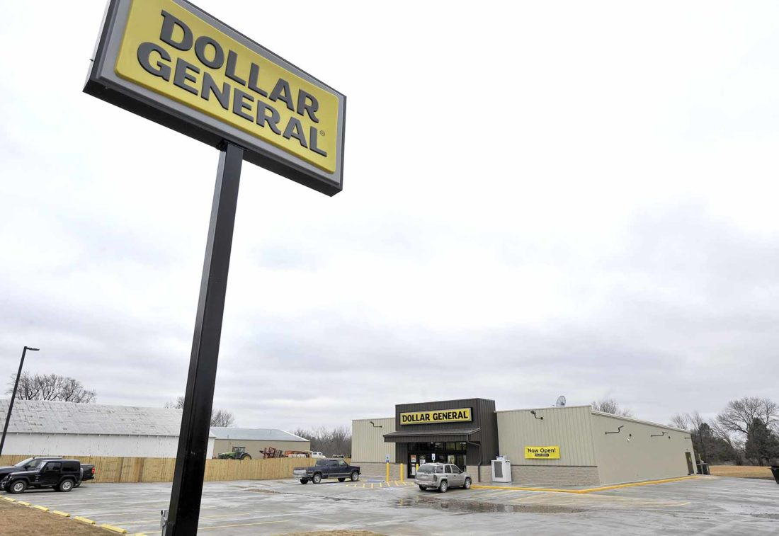 Dollar General Corp (DG) Holding Maintained by Tyvor Capital Llc