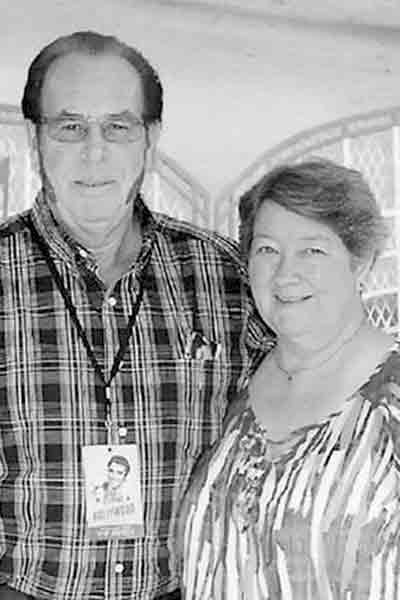 Gary and Patty  Tussing