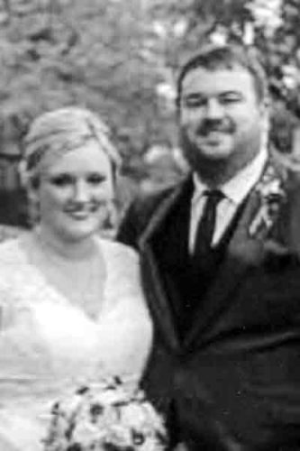 Brianna and Michael Ivory
