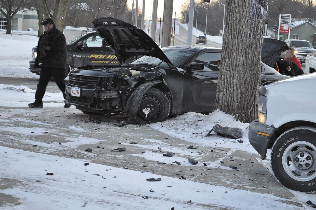 Webster City accident under investigation | News, Sports, Jobs ...