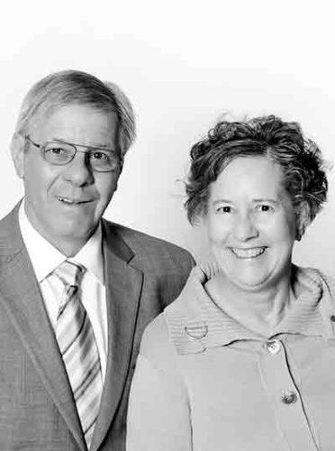 Tom and Lisa Sefcik