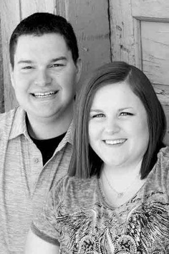 Brandon Kearney and Sarah Nelson