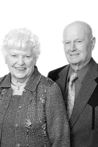 Anita and Jerry  Johnson