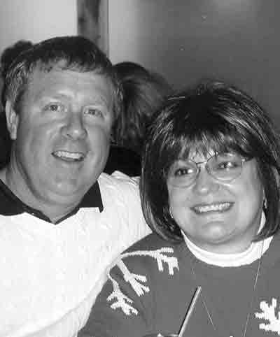 Craig and Peg Royster