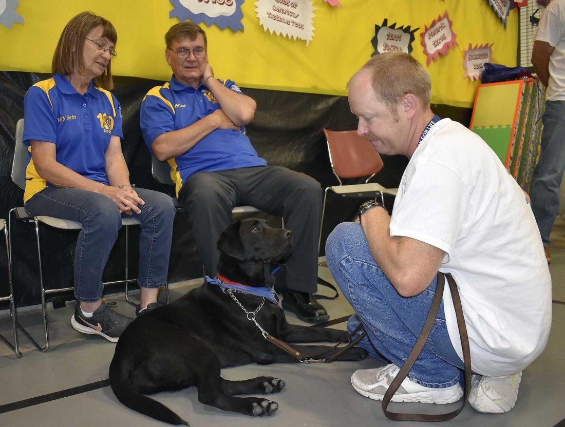 Fort Dodge Prison Dog Training