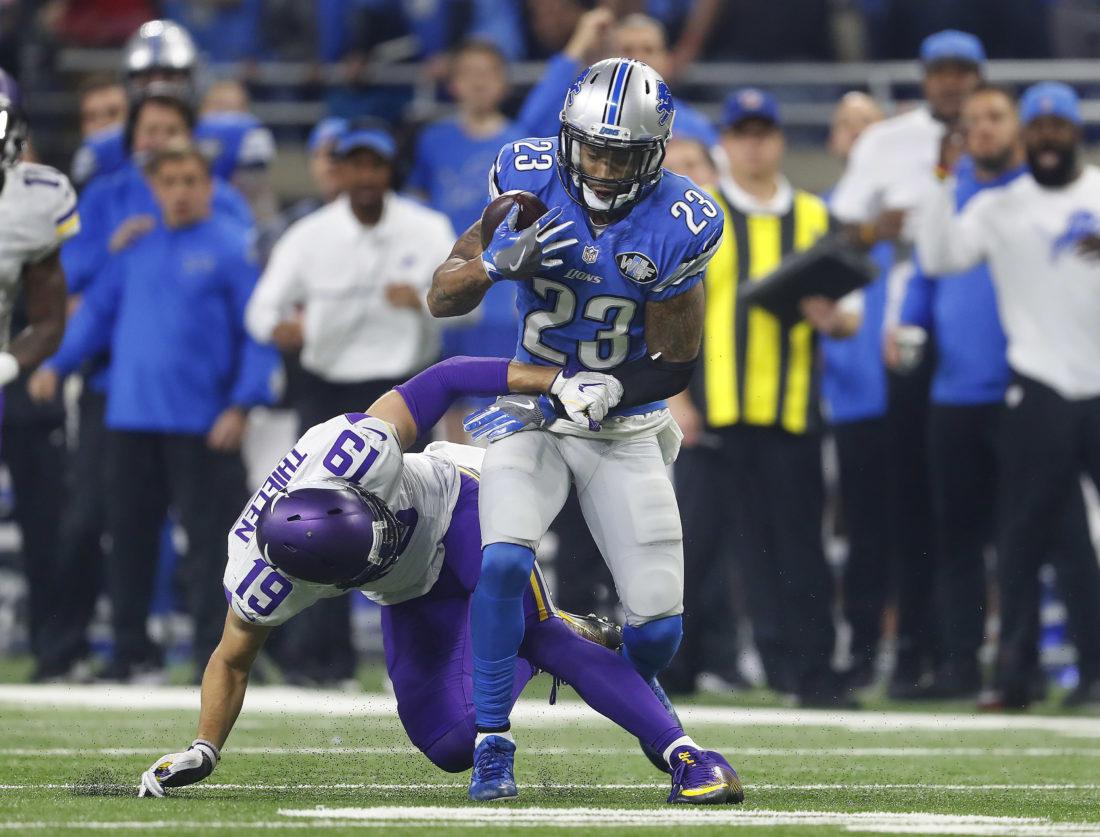 Detroit Lions Slay Minnesota Vikings on Thanksgiving 16 13