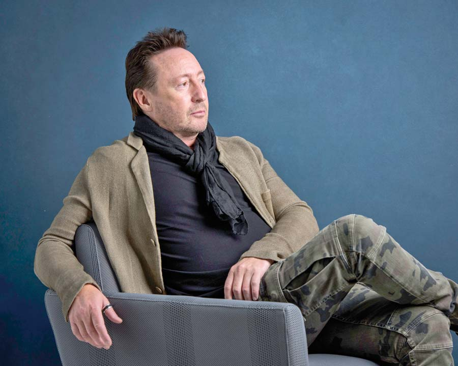 Julian Lennon Honors His Mom The Environment In Kids Book