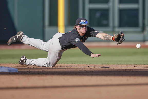 LSU ends Beavers' historic season with 6-1 win