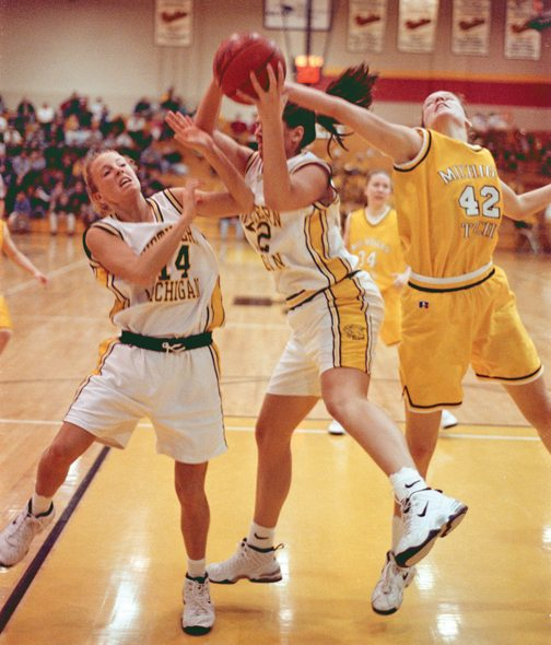 Northern Michigan University Sports Hall Of Fame To Induct