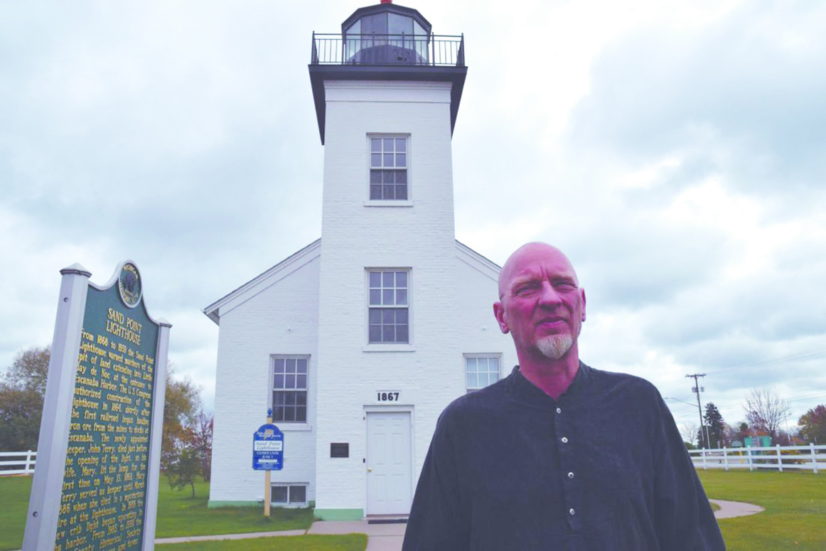 Paranormal investigator wants to start tours of area's haunted places | News, Sports, Jobs - The Mining Journal