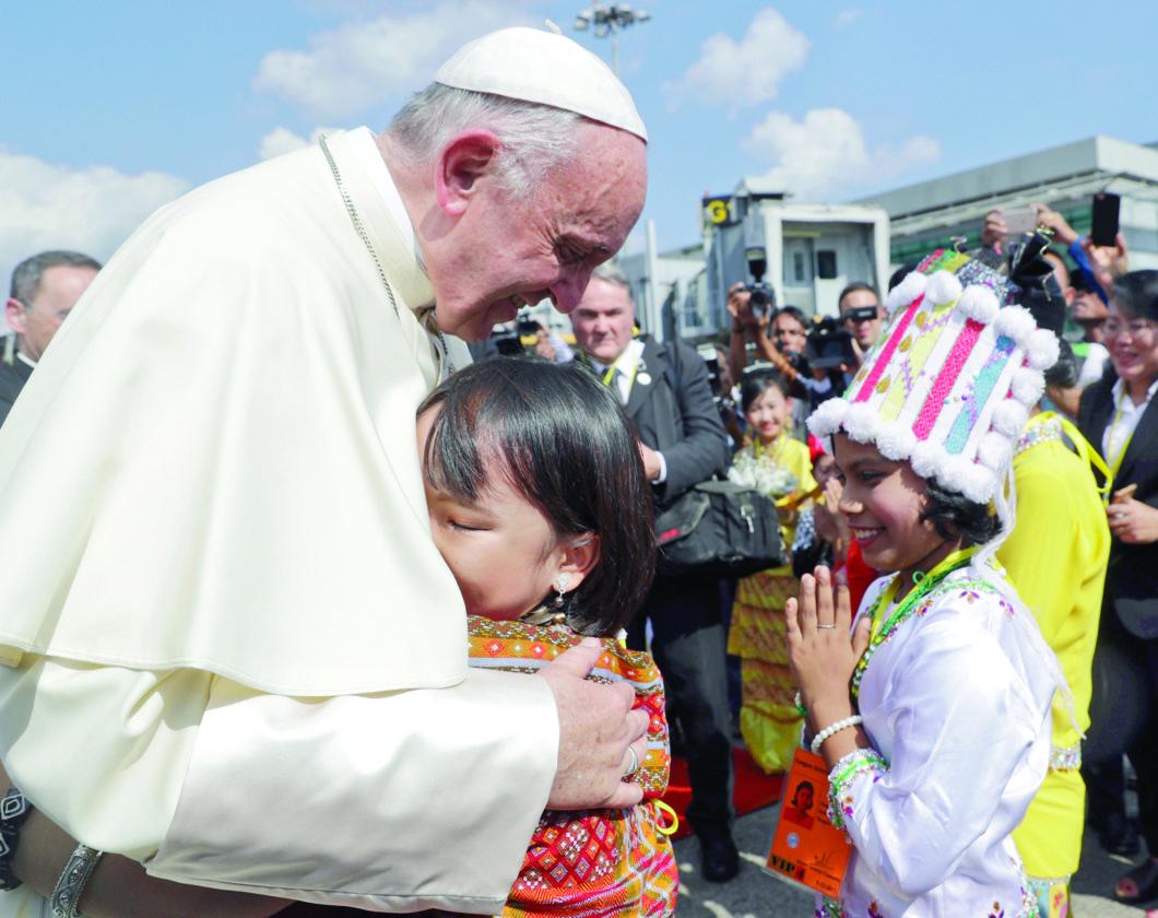 Popes Trip To Myanmar Turns On 1 Word Rohingya News Sports