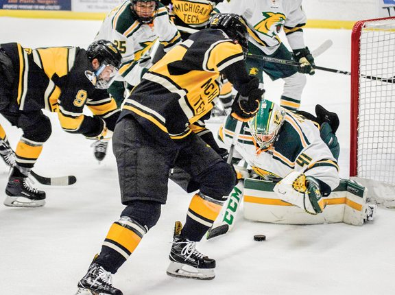 WCHA: A Single Game Away - Northern Michigan University?is On Cusp Of NCAA?tournament Bid