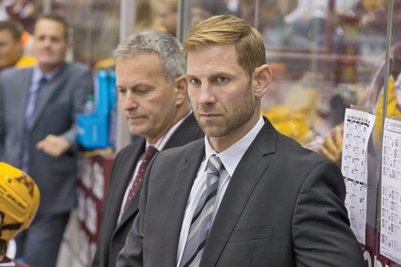 Northern Michigan University's Grant Potulny Speculated As Candidate For Minnesota Gophers Hockey Coach