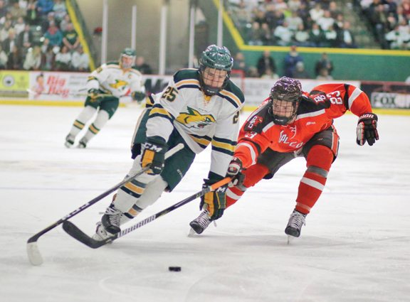 WCHA: Northern Michigan University Wildcats' Hockey Sophomore Defenseman Philip Beaulieu Named Second Team By NCAA?coaches Group