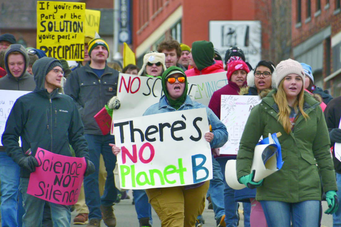 March for Science returns to downtown Spokane on Saturday