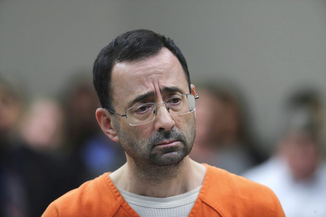 Nassar victims will receive Arthur Ashe Courage Award