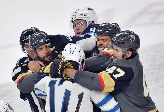 Vegas Golden Knights reveal the soul of Sin City