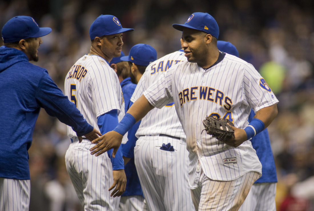 Image Result For Brewers Vs Dodgers