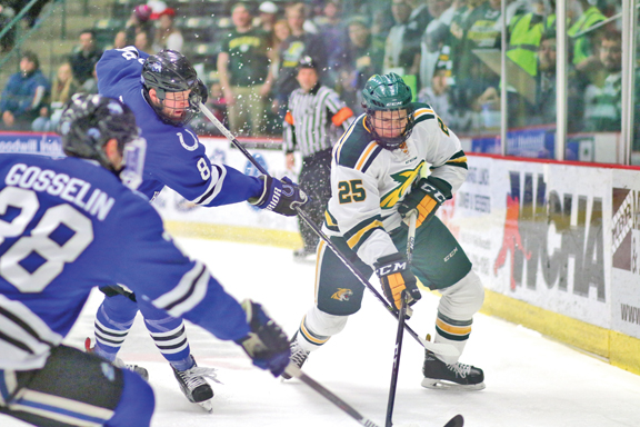 WCHA: Primed And Ready - Northern Michigan University?hockey Team Looks Forward To Big Season