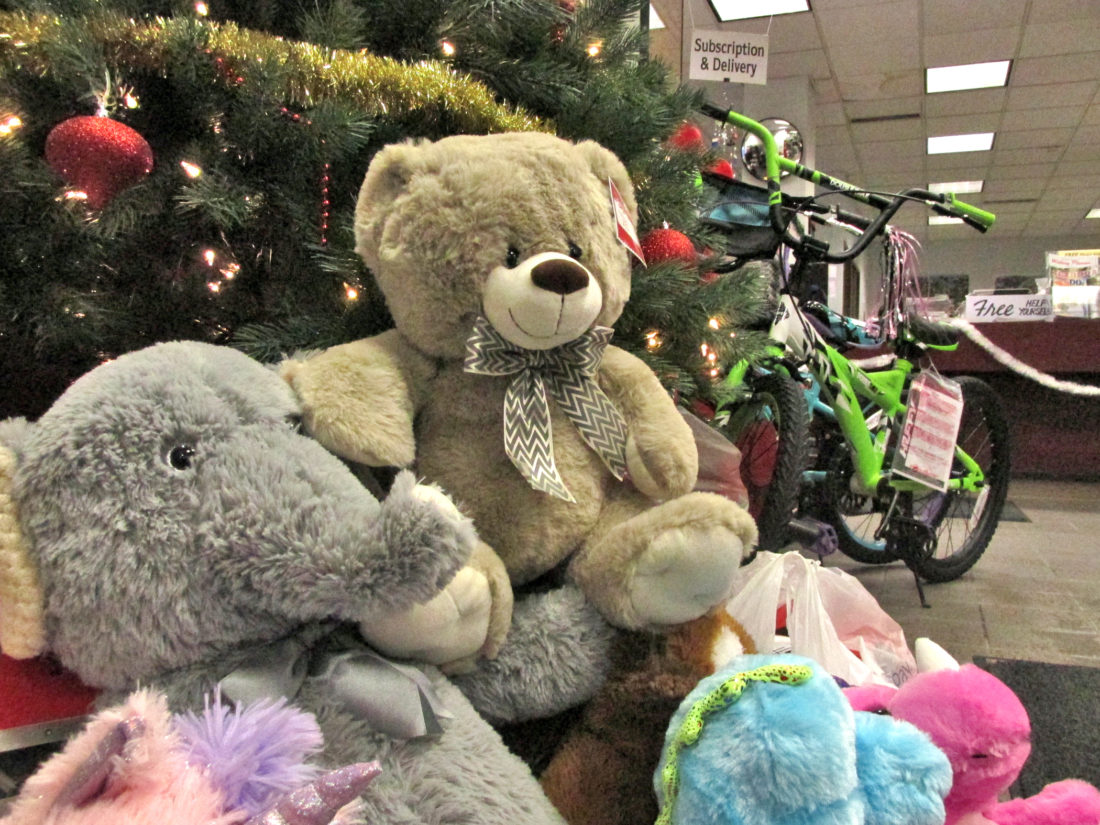 Array of gifts given toward Cheer Club | News, Sports, Jobs - The ...