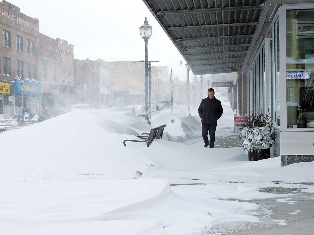 A blizzard to remember   News, Sports, Jobs - Minot Daily News