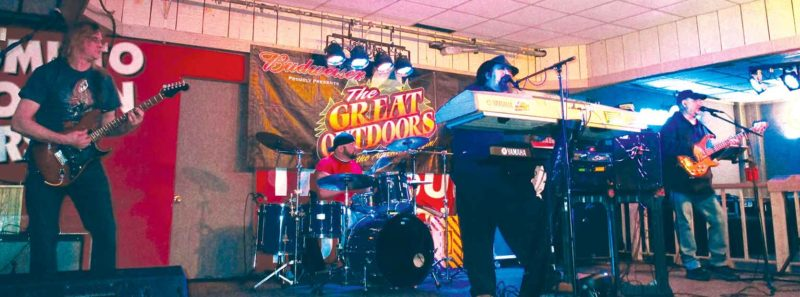 Allan Blanks/MDN  From Fargo to New Mexico, The Great Outdoors is a hard rocking quartet creating a buzz with their exceptional musicality and exhilarating stage presence.