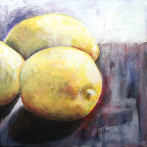"Submitted photo  ""Lemon"" by Elaine de Kooning will be one of many featured paintings during ""Women, Wine & Chocolate"" tonight at Artspace Suite 1 Gallery."