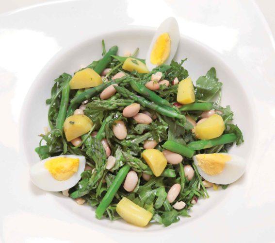 Forum News Service Asparagus Spring Salad