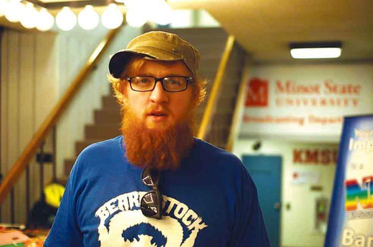 SubmittedPhoto  Dan Hansen is the founder of Beardstock.