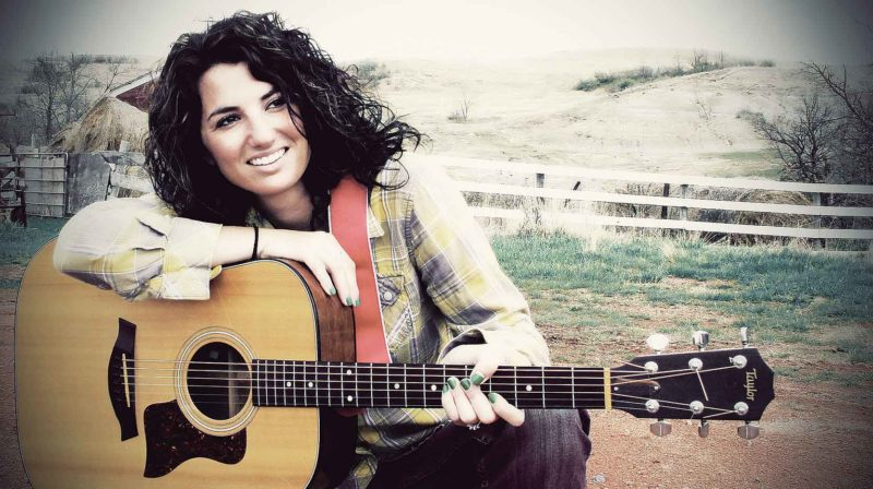 "Submitted Photo  Singer, songwriter and Forum News Service/Minot Daily News columnist Jessie Veeder will showcase her latest book, ""Coming Home,"" before giving a live concert at The Taube Museum of Art, May 6 at 6:30 p.m."