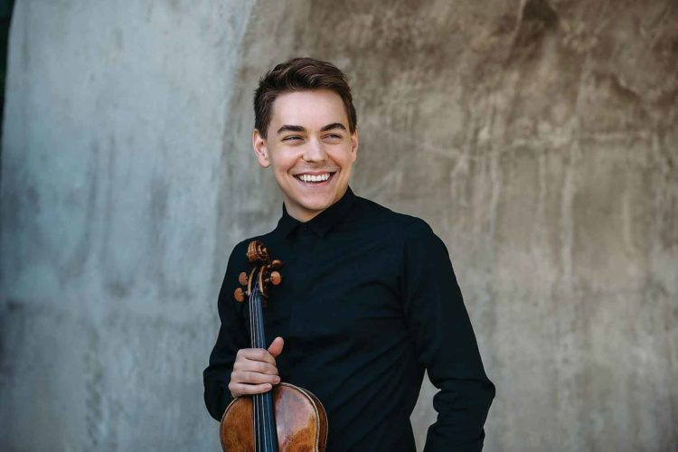 Submitted Photo As one of the most promising young advocates of his instrument, Mathew Lipman is gaining national acclaim and international success for his extraordinary display of skill on the viola.