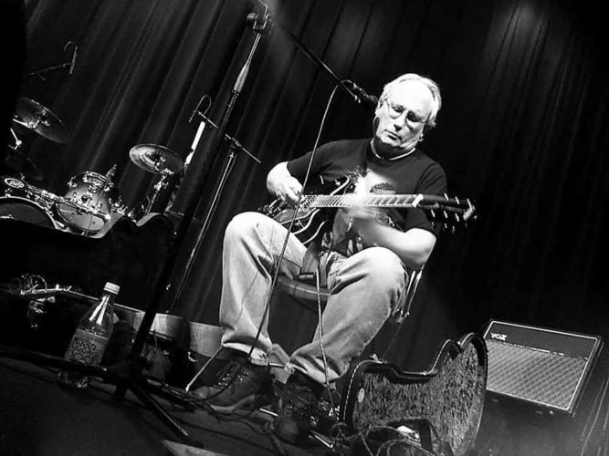 Submitted photo Concertgoers can enjoy the legendary sounds of poet, songwriter and musician Rick Watson, Friday.