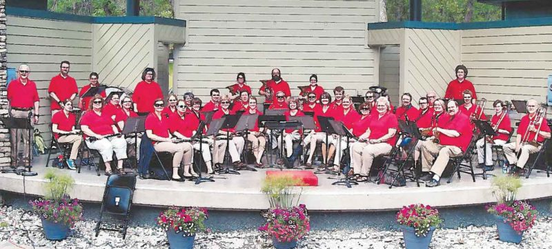 Submitted Photos Entering their 96th season, the Minot City Band is hosting their first rehearsal of the season and band audition, Wednesday at 7:15 p.m., in the band room at Magic City Campus.