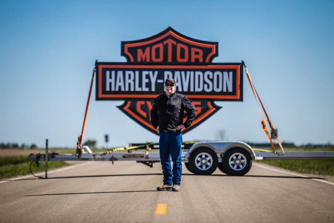 Harley-Davidson recalls 46000 bikes for oil line issue