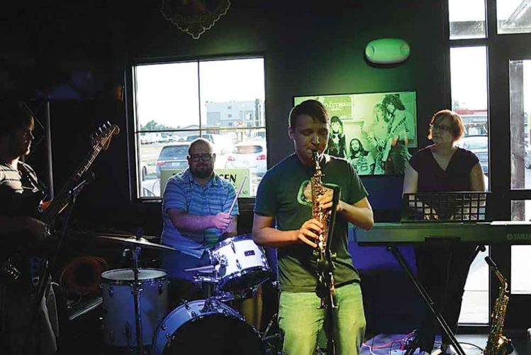 Hailing from the Magic City, Blue House looks forward to bringing their signature blend of funk, pop and jazz to Dakota Square Mall, Saturday from noon - 3 p.m.   Submitted Photo